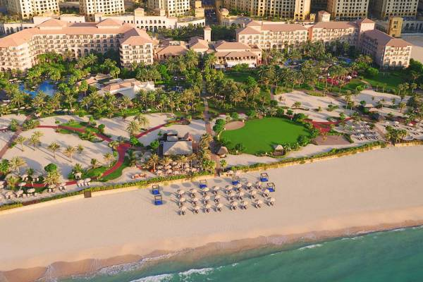 The Ritz Carlton, Dubai Overview