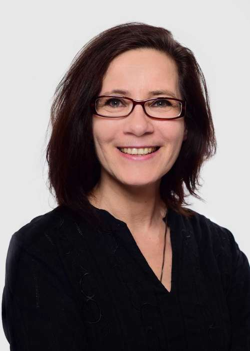 Silvia Wichert (Financial Administrator)