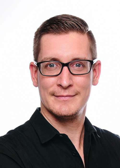 Sven Palm (Sales Manager)