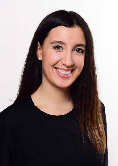 Charlotte Laufer (Trainee Sales Leisure)