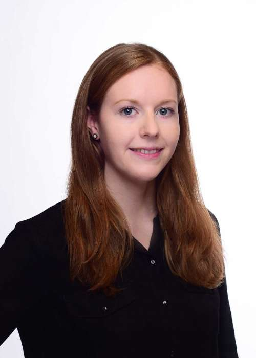 Alexandra Gäth (Junior Key Account Manager)