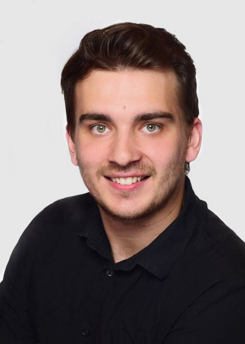 Lars Müller (Trainee Sales Leisure)