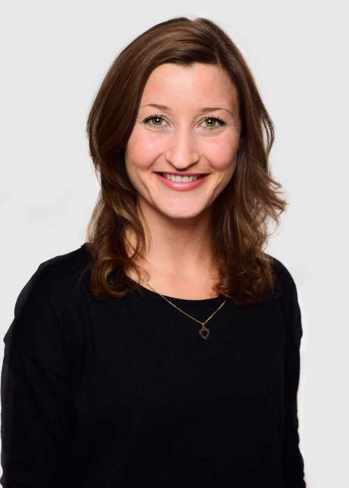 Catharina Adelberg (Junior Key Account Manager)