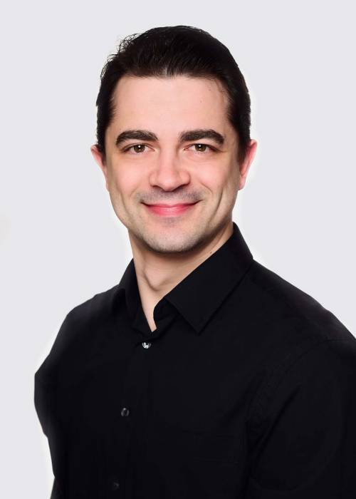 Roman Berger (Senior Sales & Marketing Manager Central and Eastern Europe)