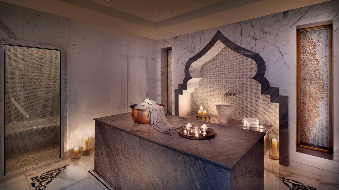 The Ritz Carlton, Dubai Spa Hammam