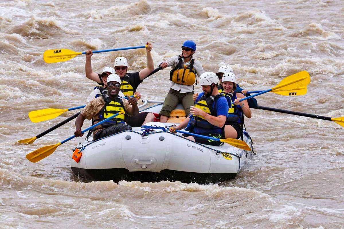 Sorrel River Ranch Rafting