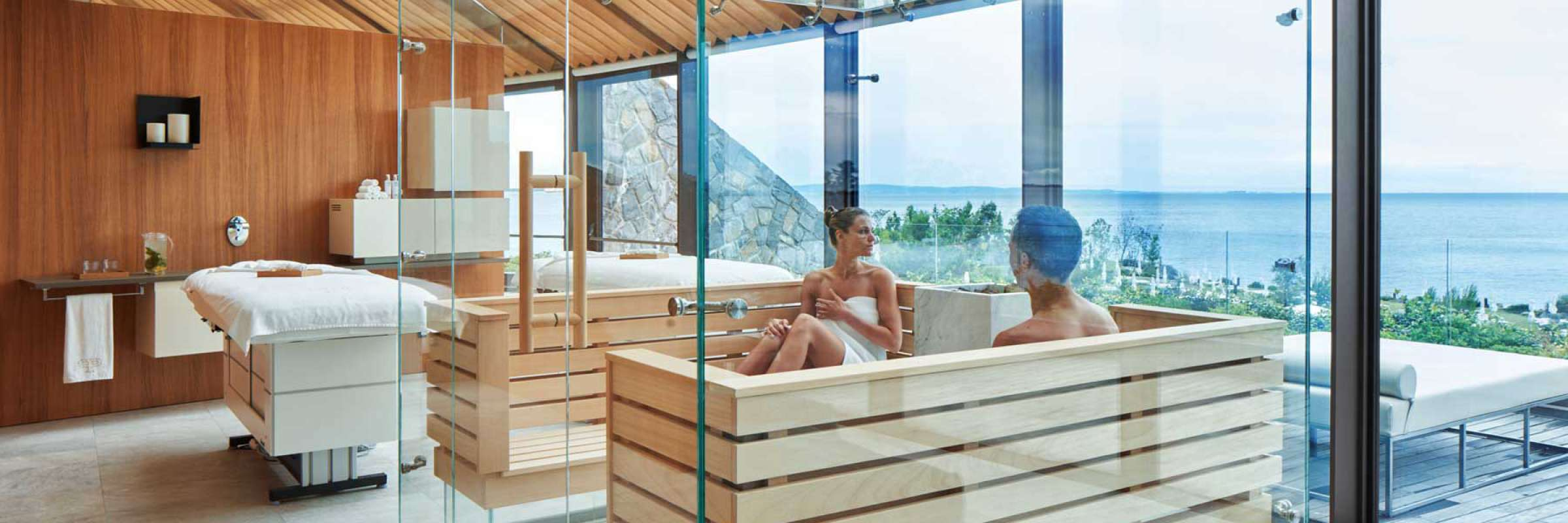 Portopiccolo Spa by Bakel Sauna