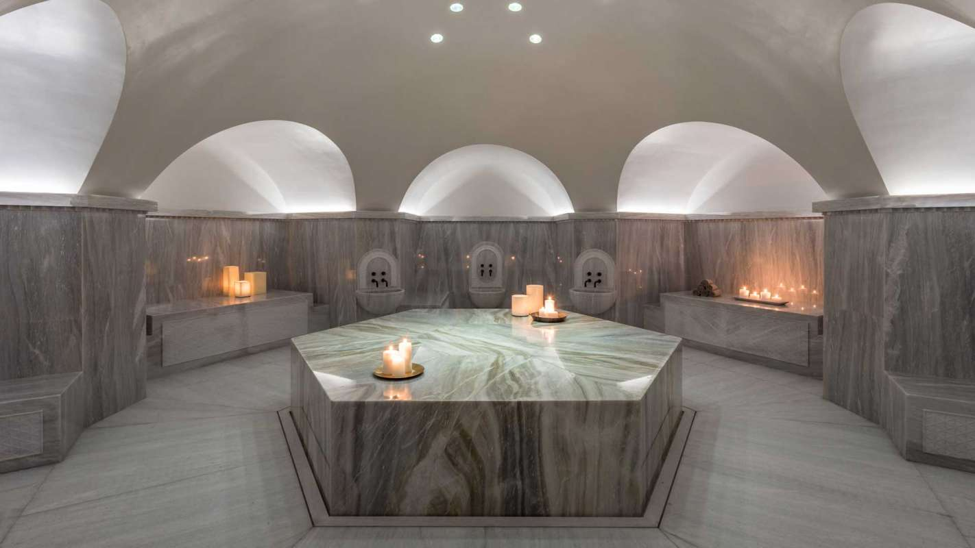 Euphoria Retreat Spa Hammam