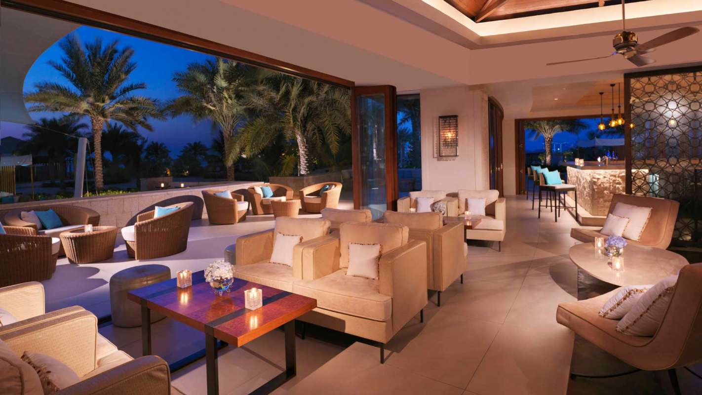 The Ritz Carlton, Dubai La Baie Lounge